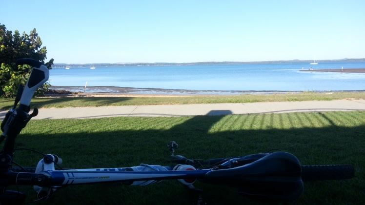 Victoria Bay.